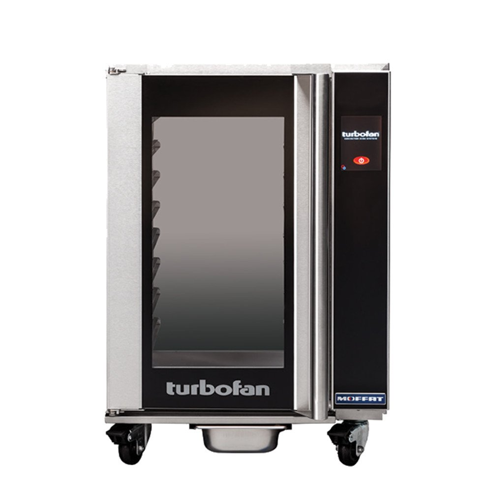 Moffat H8T-UC Undercounter Holding Cabinet, (8) Half-Size Sheet Pan Capacity with Touch Screen Controls by Moffat