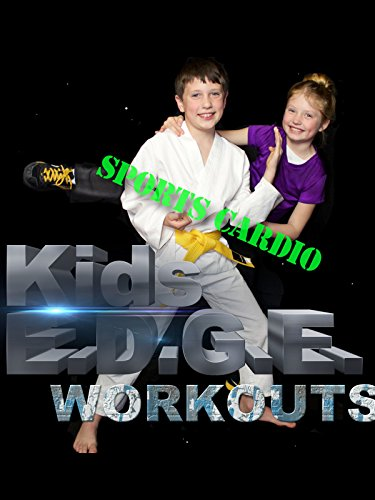Kids' E.D.G.E. Workouts, Sports -