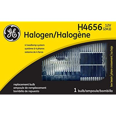 GE Lighting H4656 Standard Automotive Replacement Bulb: Automotive