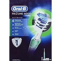 Cepillo de dientes eléctrico Oral-B Trizone 4000