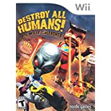 Destroy all Humans! Big Willy Unleashed - Wii