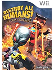 Destroy All Humans: Big Willy Unleashed - Wii
