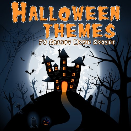 Halloween Themes- 70 Creepy Movie -