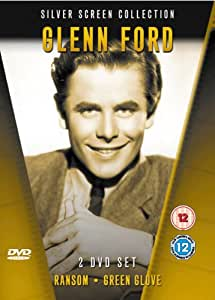 Glenn Ford Silver Screen (2DVD)   (UK PAL Region 0)