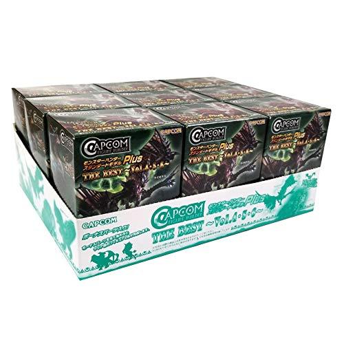 Capcom Monster Hunter Plus The Best Vol. 4,5,6 Blind Box Action Figures (Random Box Set of ()