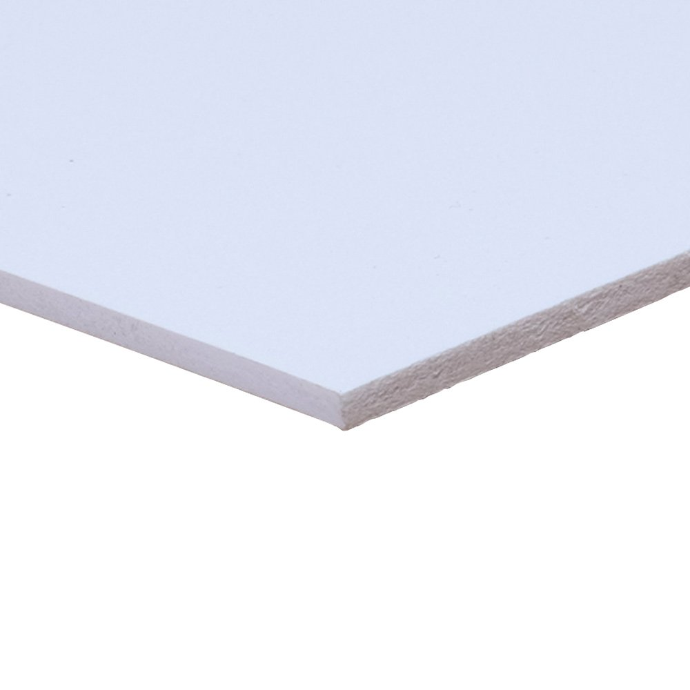Sintra e-pvc 3mm Expanded PVC Board - White 24''x36'' (5 sheets)