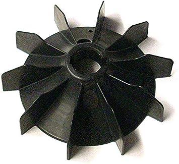 Ventiladores para motores eléctricos Siemens D=140mm d=20mm H=22mm: Amazon.es: Bricolaje y herramientas