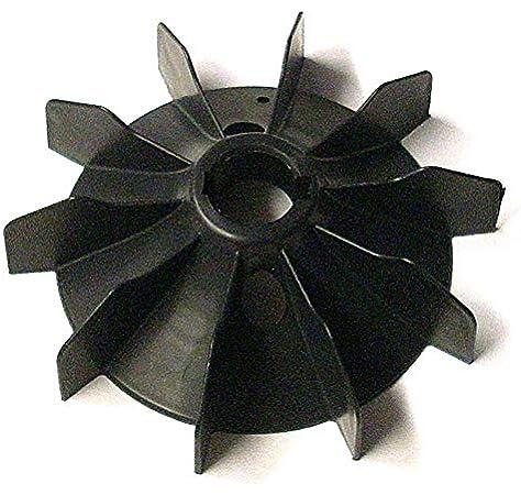 Ventiladores para motores eléctricos Siemens D=140mm d=20mm H=22mm ...