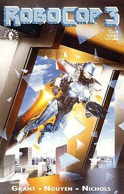 RoboCop 3, Edition# 3