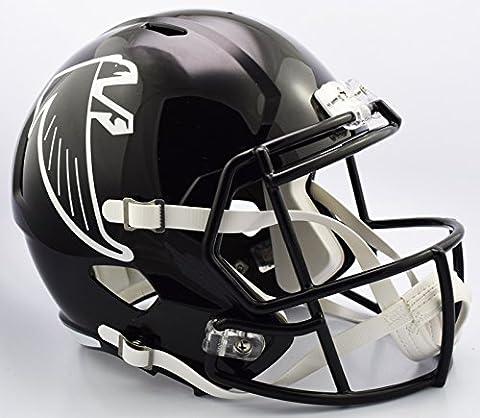 Atlanta Falcons Riddell Speed Replica 2016 Tribute Football Helmet - Atlanta Falcons Helmet