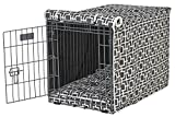 Luxury Crate Cover in Courtyard Gray (XL - 28 in. L x 42 in. W x 30 in. H)