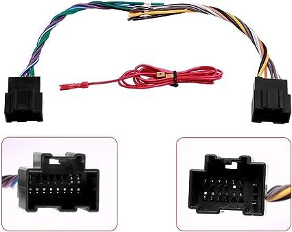 Amazon.com: Car Stereo Radio Wire Harness Plug for Some GMC Buick Pontiac  Saturn Vehicles: Car ElectronicsAmazon.com