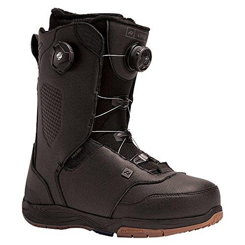 Ride Lasso 2018 Snowboard Boots - Men's Black 11 (Ride Boots)