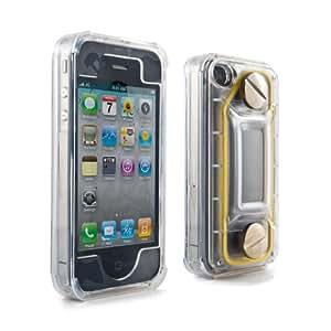 Funda Impermeable para iPhone 4 4G 4S - Anfiba Estanca Sumergible hasta 3 metros / 9 pies