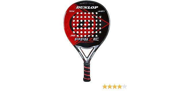 Dunlop Prize Kevlar Pala de padel, Unisex Adulto, Rojo / Negro, Talla Única: Amazon.es: Deportes y aire libre