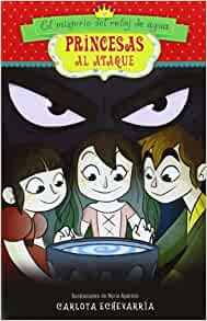 El misterio del reloj de agua: Carlota Echevarría Alemany: 9788424650926: Amazon.com: Books