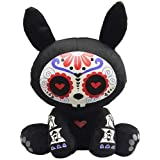 Skelanimals Day of the Dead Jack (Rabbit) 6-Inch Plush