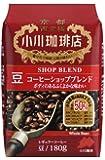 小川珈琲店 コーヒーショップブレンド 豆 180g