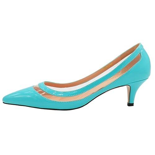 32725fb7c67669 MERUMOTE Low Heels for Damen