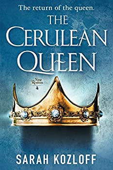 The Broken Queen by Sarah Kozloff science fiction and fantasy book and audiobook reviews