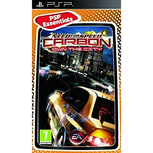 Buy Need For Speed Carbon Own The City Essentials Psp Online At Low Prices In India Unknown Video Games Amazon In