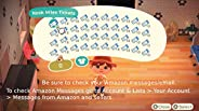 Animal Crossing: New Horizons 200 Nook Miles Tickets & 1.9M Bells Bu