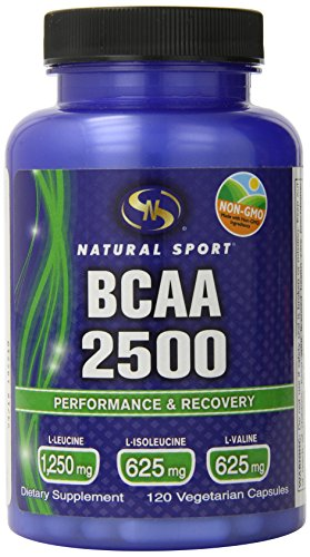 STS BCAA 2500 Xp, 120-Count