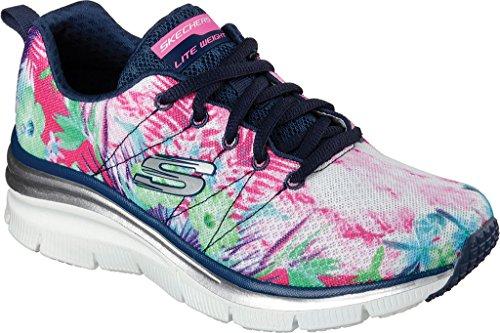 multicolore ginnastica Skechers multicolore donna Scarpe da xCwUp