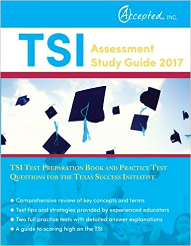 Tsi assessment study guide 2017 tsi test preparation book and tsi assessment study guide 2017 tsi test preparation book and practice test questions for the texas success initiative fandeluxe Gallery