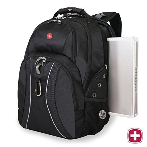 SwissGear Premium Laptop Notebook ScanSmart Backpack, Swiss Gear Outdoor / Travel / School Bag