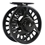 M MAXIMUMCATCH Tino Fly Fishing Reel, Large Arbor Trout Fly Reel: 5/6,7/8 Weight