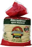 Guerrero 6 Inch White Corn Tortillas, 80 ct, 4.58 lb by Mission Foods