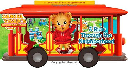 A Ride Through the Neighborhood (Daniel Tiger's Neighborhood)