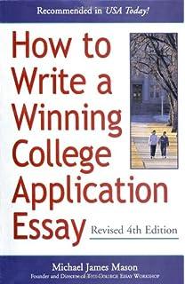 successful college scholarship essays