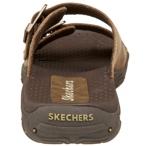 Dress Women Brown Reggae Skechers Sandal Jammin 7PA010Hx