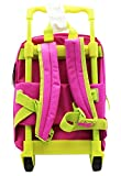 Ni Hao Kai-Lan Little Friends Toddler Small Rolling Backpack (12in)