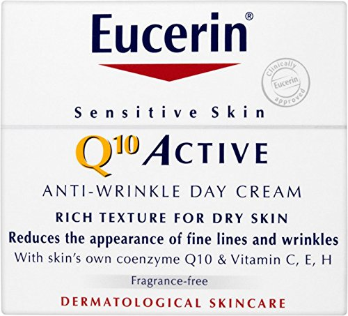 Eucerin Q10 Active Anti wrinkle Cream product image