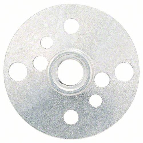 Bosch 2 603 345 018 - Tuerca redonda con rosca de la brida M 10-100 mm (pack de 1) 2603345018