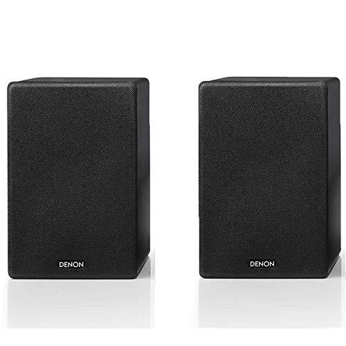 Denon SC-N10 Bookshelf Speakers | 2 x 65W