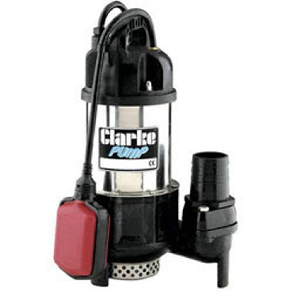 CLARKE WATERPUMP SUBMERSIBLE 110V 360 LTRE//MIN FLOAT SWITCH by Clarke International
