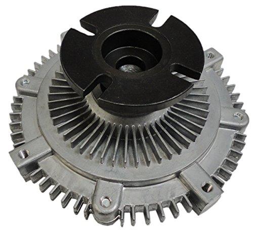 TOPAZ 2664 Engine Cooling Fan Clutch for 1996-2004 Nissan Frontier 300ZX D21 Pathfinder Xterra Infiniti QX4