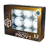 Reload Recycled Golf Balls (12-Pack) Titleist PROV1 Refurbished Golf Balls