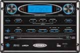 remote control camper - Jensen AWM965 AM/FM|CD|DVD|MP3/USB Wallmount Stereo with DVD Player, Front USB Supports MP3, WMA, JPEG Formats, Remote Control Included, 12 Volt