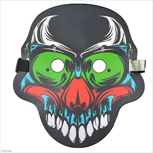 DABUOT Halloween Mask Clown Horror Mask,C for $<!--$51.82-->