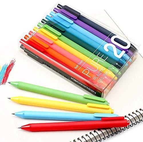 Retractable Pencils Assorted Coloring Doodling