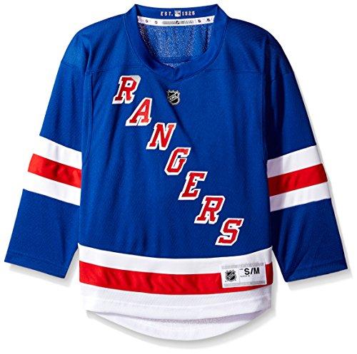 NHL New York Rangers Youth Boys Replica Home-Team Jersey, Small/Medium, Marathon - York Team Jersey New Rangers