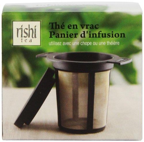Rishi Tea Loose Leaf Tea Infuser Basket, 1 Count