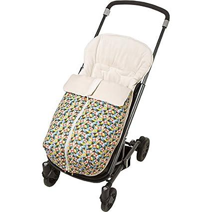 Tuc Tuc 1703496031 - saco para silla de paseo invierno niña rolling race 6m+