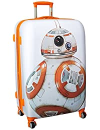 American Tourister Disney Star Wars Episode 7 All Ages Spinner, BB 8, Checked – Large