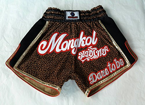 Mongkol Muaythai - Shorts Cheetah Dare To Be by Mongkol Muaythai